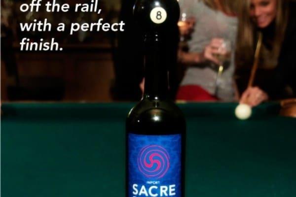 Sacre Bleu – Crowdsourced Ad