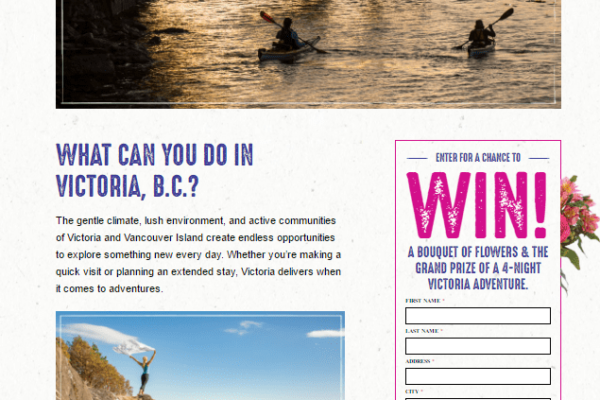 Tourism Victoria – Victoria Delivers